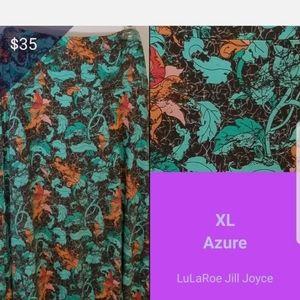 Lularoe xl skirt